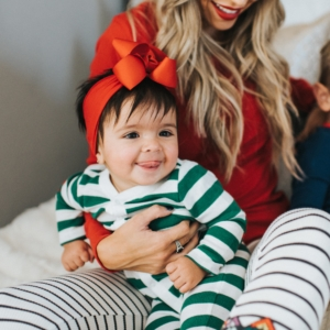Family Holiday Pajamas | PJs For The Whole Family!