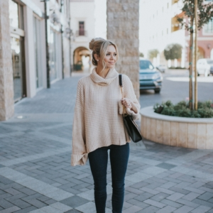 Chunky Sweater + 30% Off