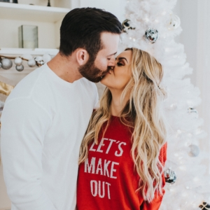 Let's Make Out | Holiday Sweaters