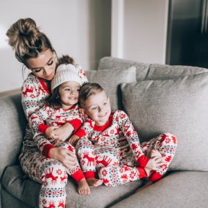 Hanna Andersson Holiday Pajamas For The Whole Family