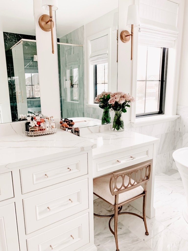 Master Bathroom Organizing Ideas: Bathroom Organization & Favorite Items By Destiny Thompson